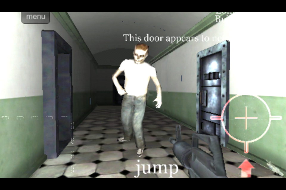 Screenshot Zombie Hunter 3D