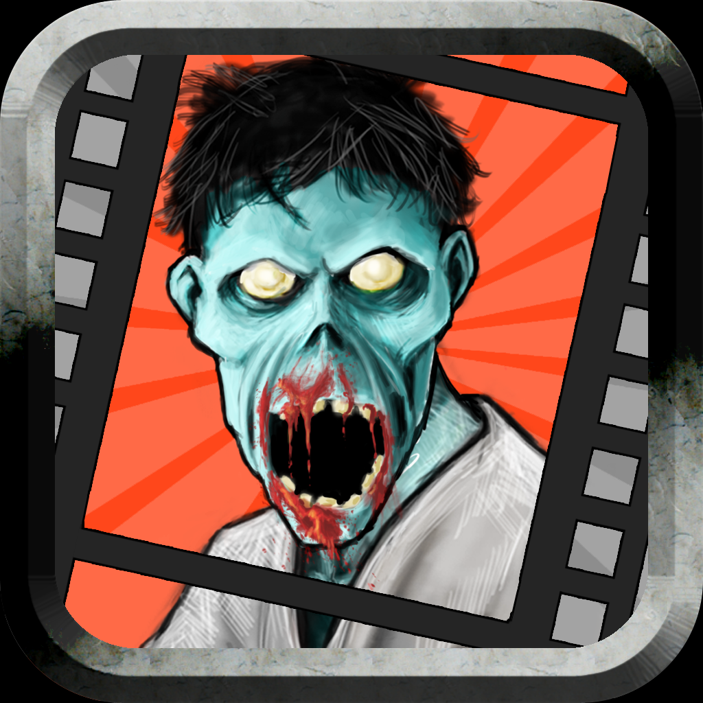 A Zombie Booth: The Dead Walking Photo Booth